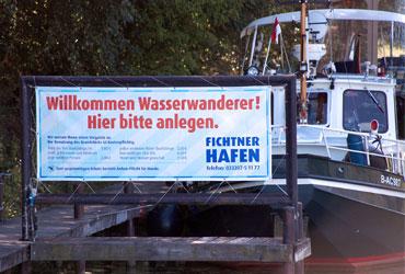 Marina Fichtner Hafen